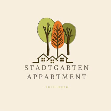Stadtgarten Appartment Tuttlingen Logo